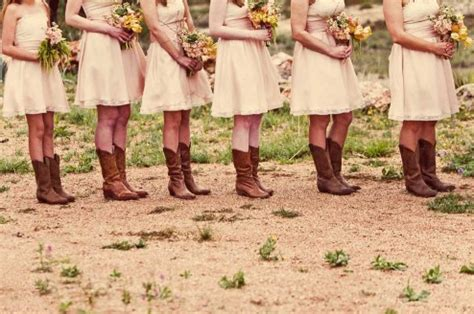rustic country wedding ideas country and cowboy