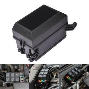 universal automotive fuse relay holder  slot relay box relays  atcato fuses  ebay