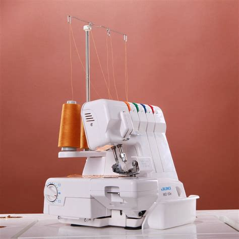 Juki Mo 50e juki mo 50e 3 4 thread serger image sewing