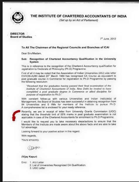 termination letter format icai how many students of icai feel that they took the wrong