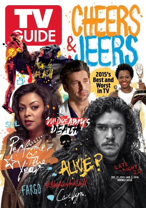 cheer or jeer for color of the year revuu the year in cheers jeers 2015 s best and worst in tv