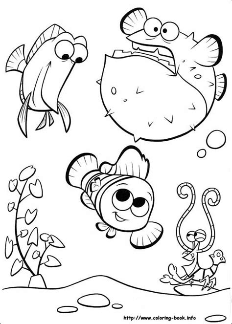 finding nemo coloring pages games finding nemo coloring picture disney coloring pages