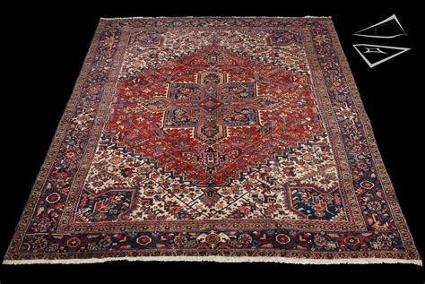 Large Square Rug by Mehrivan Square Rug 10 X 12