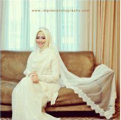 Busana Muslim Oki Setiana Dewi Yeni 2015 Model Kapalä Tesett 252 R Gelinlik Modelleri â 10
