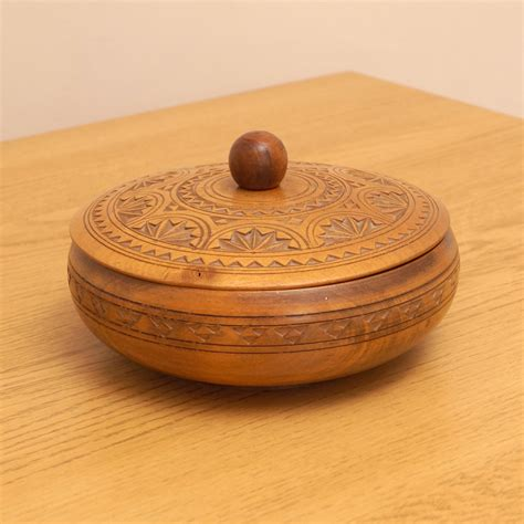 carved wooden ornaments wood vintage jewellery box with simple carved ornaments