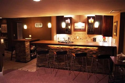 rad pads and other real estate bad basement bars