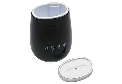 alarm clock aromatherapy diffuser sharper image