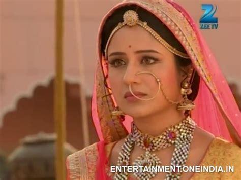 Joda Akbar By Zainab Collection jodha akbar 5th may 2014 written episode update telly