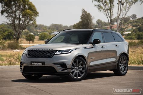 silver range 2018 range rover velar p380 r dynamic se review video