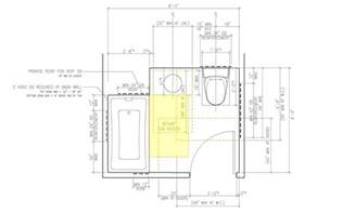 Ada Bathroom Designs ada bathroom designs houseofflowers us on ffree bathroom floor plans