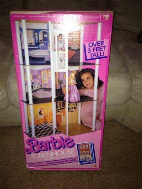 Barbie Dining Room Set Vintage Barbie Townhouse Ebay