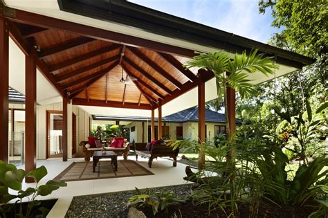 home designs north queensland the classic pavillion style pole house in trinity beach