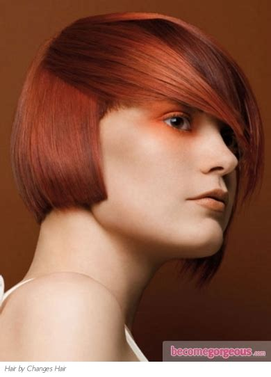 short bobs 2105 pictures hair highlights ideas fiery ginger hair color
