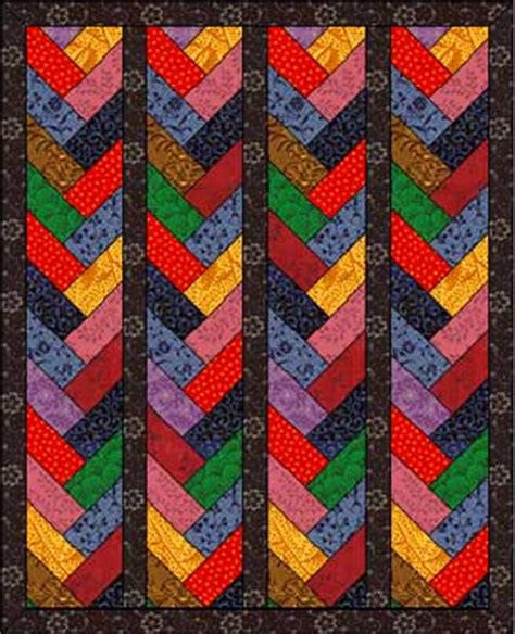 Braid Quilt Pattern Free by Patchpieces Quilt Pieces By Patti R