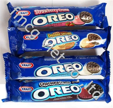 Oreo Doble Dlight 137 Gr branded biscuits chocolate biscuits biscuits with