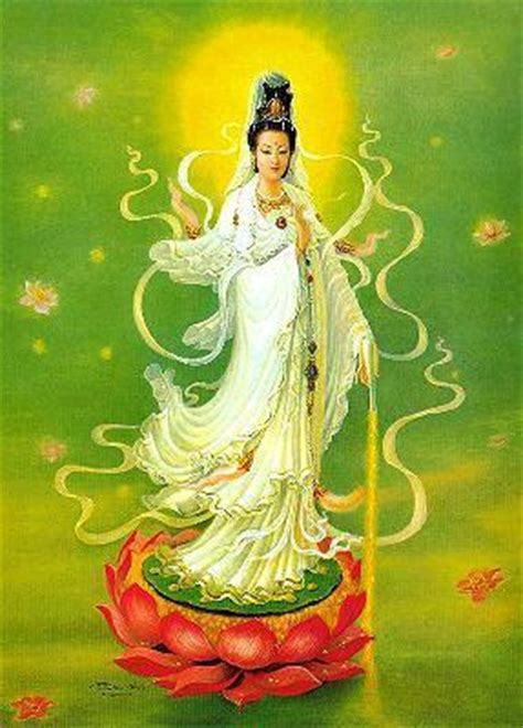 bodhisattva of compassion: the mystical tradition of kuan