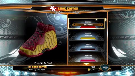 Chris Paul Shoe Closet by Nba 2k13 Mycareer How To Get Swagged Out Shoe Editor