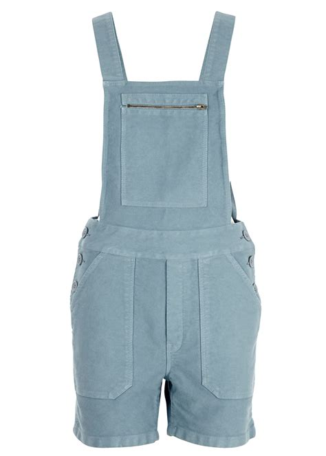 Overall Michele shorts overall buksedragt le mont michel