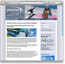 Muster Angebot Internetauftritt Internetseiten Adnobis Werbeagentur F 252 R Neue Medien