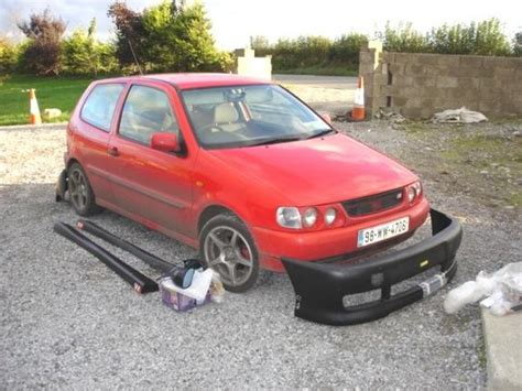 volkswagen polo modification parts fjotuning 1998 volkswagen polo specs photos modification