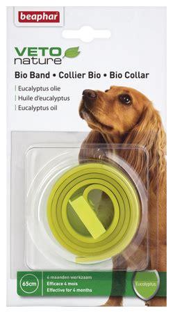 beaphar bio collar for dogs repels fleas and ticks