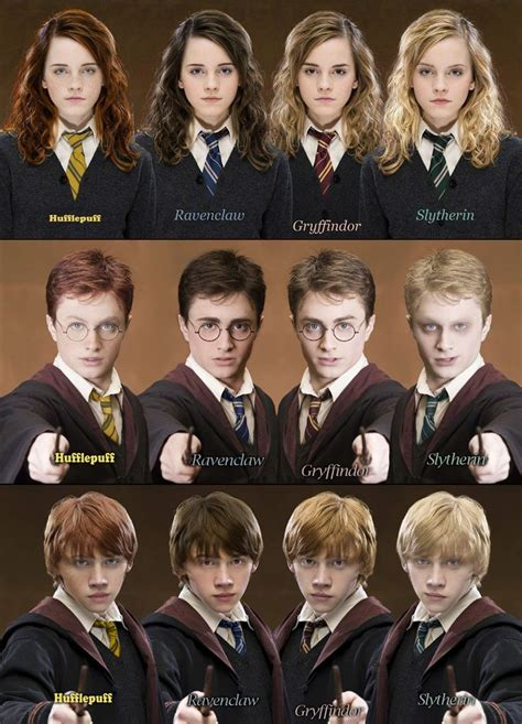 best harry potter characters list of favorite characters harry potter characters different houses pictures