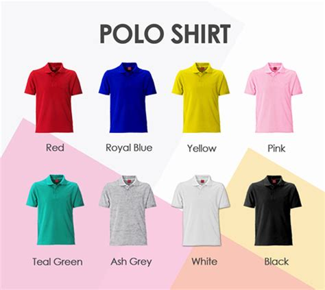 different color shirt in buy different color polo shirts 51