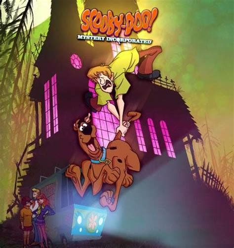 scooby doo! mystery incorporated episode 7 in fear of the