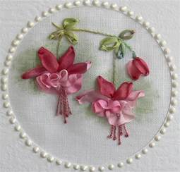 val laird designs journey of a stitcher silk ribbon