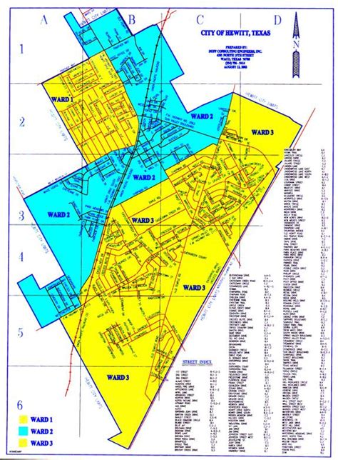 hewitt texas map tx hewitt2 civicplus