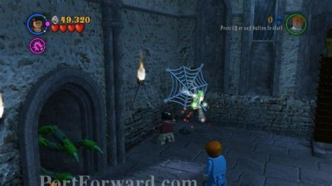 lego harry potter years 1 4 the restricted section lego harry potter years 1 4 walkthrough year 1 4 the