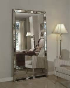 oversized mirror with lights oversized leaning floor mirror foter