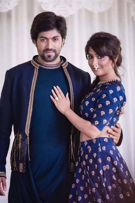 actor yash baby yash radhika pandit marriage biography wiki photos pics
