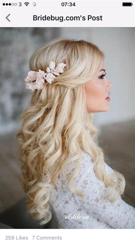 Wedding Hair Ideas Dos by 3457 Best Hair Make Up Images On Hair Ideas