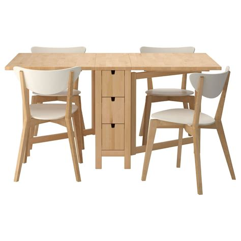 gorgeous small dining table that can be folded complete