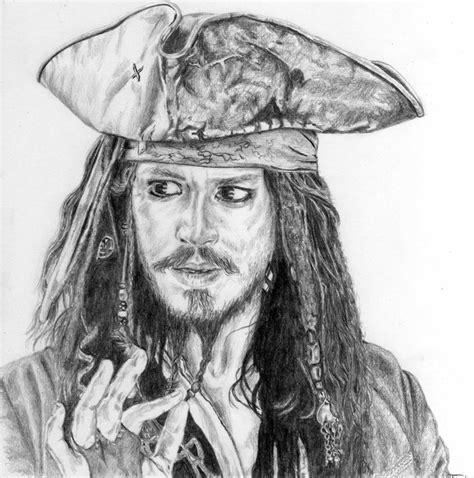 sketch tattoo johnny depp jack sparrow by twiaddict on deviantart