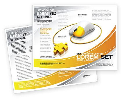 pc themes brochure no fold brochure design layouts and templates