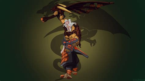 dota 2 juggernaut wallpaper android juggernaut with dragon sharp wing blade dota 2 wallpapers
