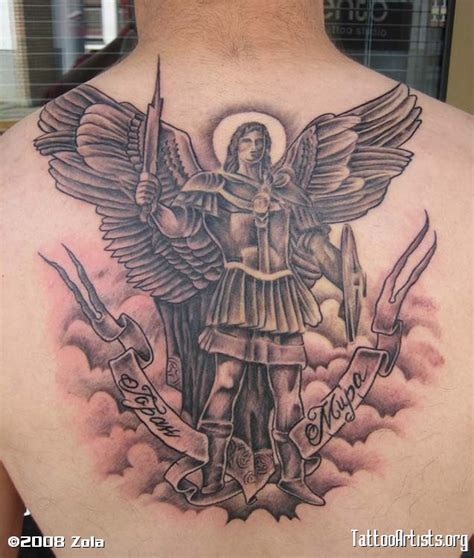 arcangel tattoos 42 wonderful archangel michael tattoos collection