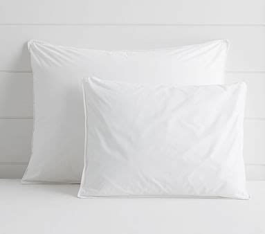 Pottery Barn Pillow Inserts by Quallowarm Hypoallergenic Pillow Inserts Pottery