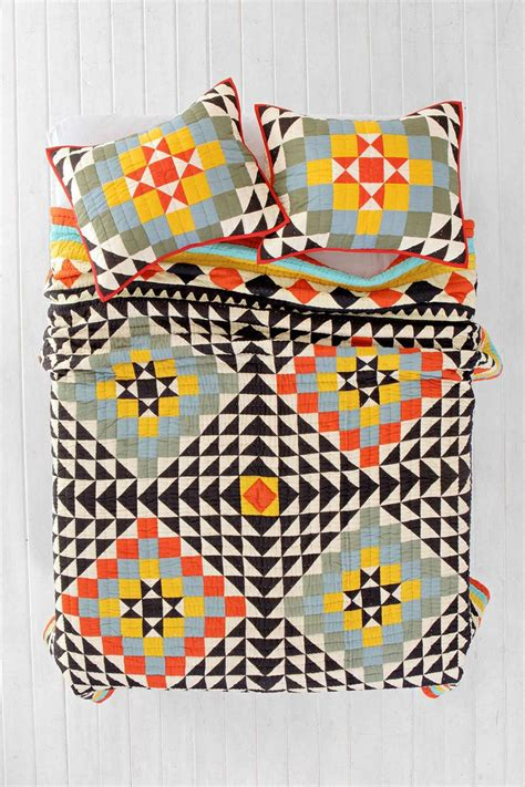 Kaleidoscope Patchwork Quilt - pin by tipton on hsts