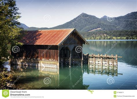 the old boat house old boathouse stock image image of edge scene horizontal 37480671