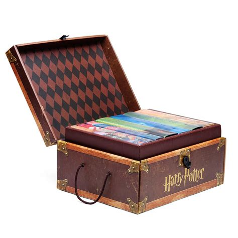 harry potter hardcover boxed set the best gifts for 8 year olds popsugar moms