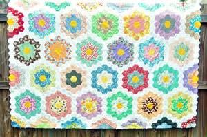 Grandmother S Flower Garden Quilt Sweet Woodruffs Grandmother S Flower Garden Quilt