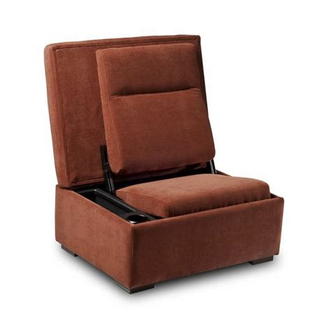 Jumpseat Ottoman Hideaway Seating Great Idea Even Has