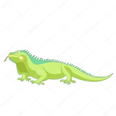imagenes animadas de iguanas dibujos animados de iguana sonriente archivo im 225 genes