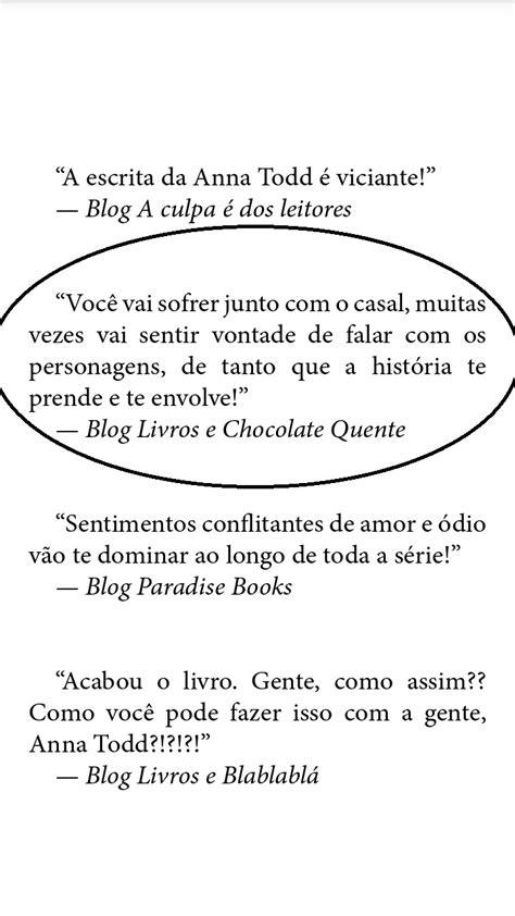 Livros e Chocolate Quente: Resenha - After - Depois da
