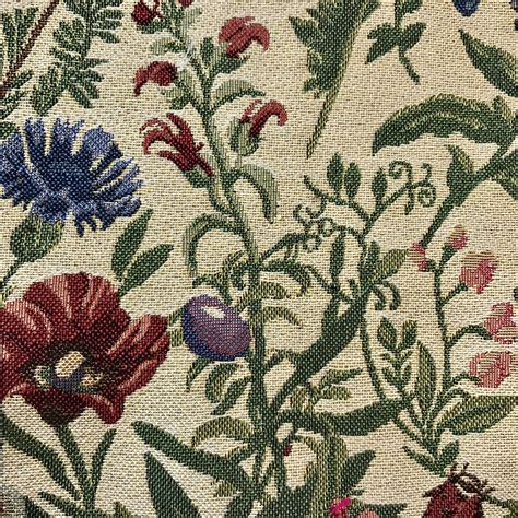tapestry upholstery fabric australia victorian design floral tapestry pre cut quilt craft