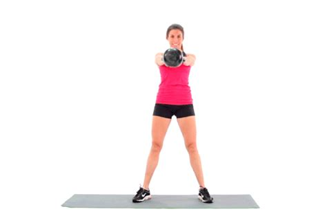 Swing Kettlebell by Benefits Of Kettlebell Swings Livestrong