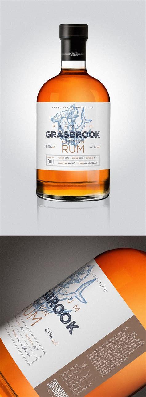 bottle label design uk the 25 best rum bottle ideas on pinterest dark rum